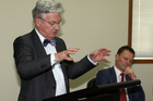 United Future leader Peter Dunne wants progress on RMA reforms.