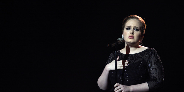 Expect major delays when heading to watch Adele in concert this week. Photo/AP