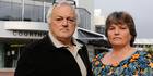 THEFT VICTIMS: Hastings couple Neville and Morag Lush were cheated tens of thousands of dollars by their disgraced lawyer David Porteous. Photo/Duncan Brown.