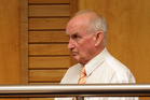 DISGRACED: Hastings lawyer David Porteous was sentenced yesterday. PHOTO/DUNCAN BROWN.