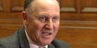 Watch: Watch: Barry Soper interviews John Key  on parliament exit