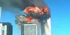 Watch: Archive: Raw footage of second plane hitting WTC