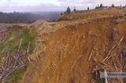 Scale of devastation caused in Hunuas by Tasman Tempest revealed in stunning footage. Source: Watercare