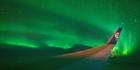 Watch: Watch: Amazing aurora australis seen from plane