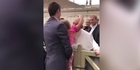 Watch: Watch: Little girl tries to steal Pope's hat