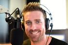 Will Johnston host of The Hits 9am-3pm radio show. Photo/George Novak