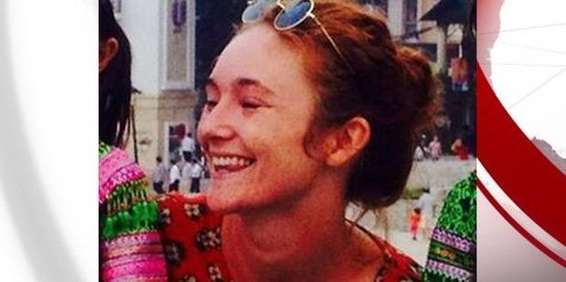Danielle McLaughlin, 28, was strangled and her face was slashed with a broken bottle. Photo / Twitter