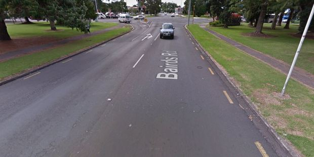 The police pursuit, which lasted four minutes, started on Bairds Rd in Otara.