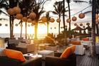 The W Bali Seminyak Resort.