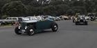Watch: Watch: Cars arrive for Whangamata Beach Hop