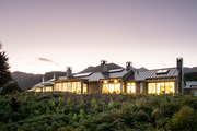 The house at Closeburn outside Queenstown, said to have been bought by Graham Hart as a holiday home.