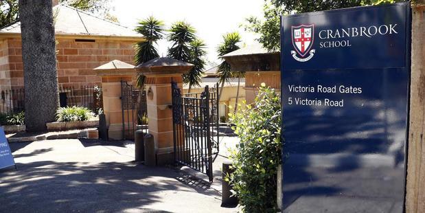 Alert teachers became aware of an assault after chatter among students. Photo / Daily Telegraph