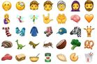 Meat and mer-people: New emojis revealed
