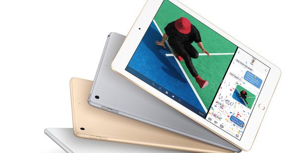The new iPad will cost $530. Photo / Apple