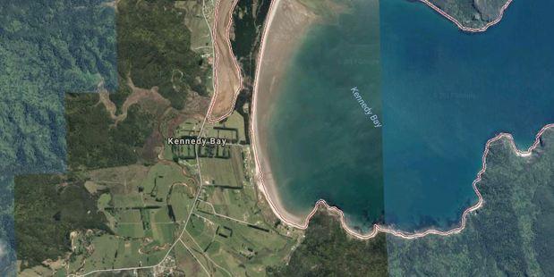 Kennedy Bay, Coromandel Peninsula. Photo / Google Maps