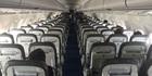 Inside a Lufthansa A321. Photo / Grant Bradley