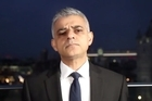 Sadiq Khan , Mayor of London, has posted a video statement on today's deadly attacks