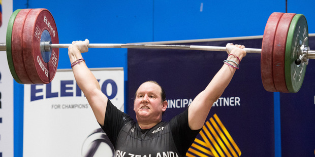 Weightlifting: Transgender lifter Laurel Hubbard wins first worldwide  outing