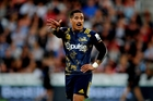 Highlanders halfback Aaron Smith has experienced highs and lows at the franchise. Photo / Photosport