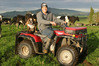 The search has been called off for Karl Earwaker. Karl was a contestant in the National Fieldays Rural Bachelor of the Year (pictured). Photo/Te Awamutu Courier