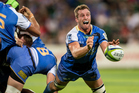 Angus Cottrell of the Western Force. Photosport