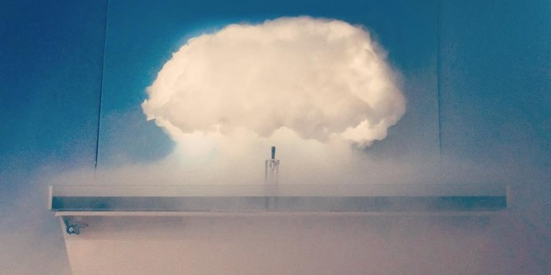 When is rain fun? When it's coming from a tequila cloud. Photo / Instagram, Eadduci