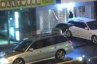 The thieves stole up to $10,000 worth of e-cigarette and vaping equipment from the Dominion Rd shop. Photo/ Vapo via Facebook