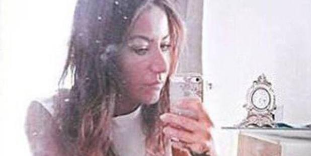Lydia Ferguson was allegedly suspended after posting a sultry selfie to Facebook . Photo / Facebook