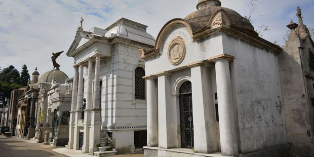 For generations, the elite have been laid to rest in the Recoleta cemetary. Photo / 123RF