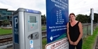 Watch: Paperless parking pay machine system on the away