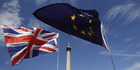 The decision Britons made nine months ago looks irreversible. Photo / Luke MacGregor