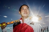 Japan captain Hazuki Yuda, 27, sees the value in coming to the HB Hockey festival as an ideal stepping stone to the 2020 Tokyo Olympics. PHOTO/Paul Taylor