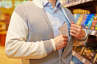 Retail crime is growing, becoming more menacing and more violent, going far beyond the casual shoplifter. Photo/123RF.com