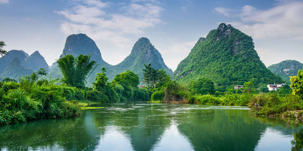 Guilin in China. Photo / 123Rf