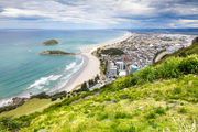 Mount Maunganui. Bay of Plenty had the highest GDP growth in New Zealand. Photo / 123RF