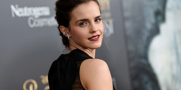 Loading If you picked up a book left behind in Auckland, chances are it came from Emma Watson. Photo / AP