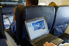 Britain's Government has banned electronic devices in the carry-on bags of passengers travelling to the UK from six countries. Photo / AP