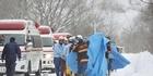 Watch: Watch: Japan avalanche - 8 dead