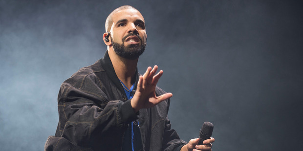 Drake's new album More Life has broken the record for the number of streams for a single album in one week - previously held by his 2016 album Views. Photo / AP