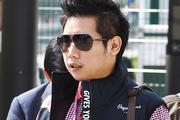 "Vorayuth ""Boss"" Yoovidhya at the British Formula 1 Grand Prix in Silverstone, England, in 2013. Photo / AP"
