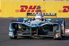 Mitch Evans - Panasonic Jaguar Racing. Photo / photosport