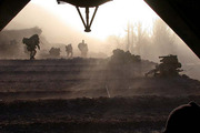 New Zealand Special Air Service in Afghanistan. Photo /Supplied via New Zealand Defence Force