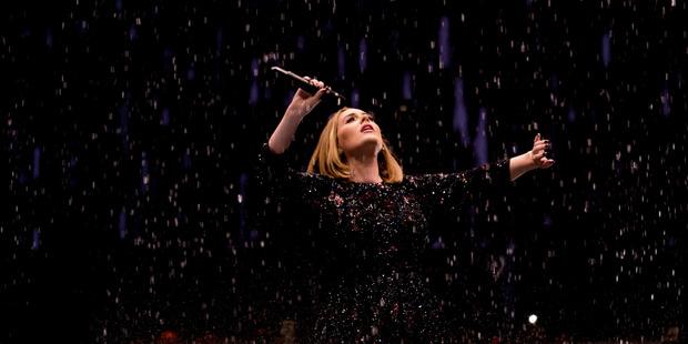Adele. Photo/ Supplied