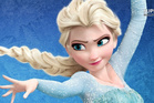 Elsa the Ice Queen of the Disney movie Frozen. Photo / Supplied