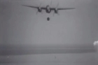 Original 1943 footage of Barnes Wallace's bouncing bomb tests