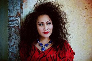 Bella Kalolo is a Wellington based soul singer. Photo/file