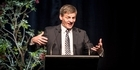 Watch: Listen: Bill English - America and China, should New Zealand pick sides?