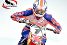 Cody Cooper (Honda), is national champion again in the MX1 class. Photo / Andy McGechan