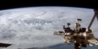 Watch: Watch: Cyclone Debbie from the ISS