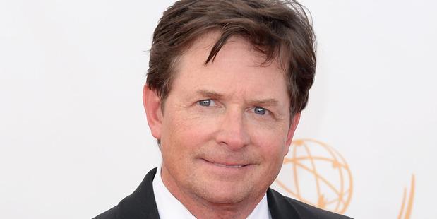 Actor Michael J. Fox. Photo / Getty